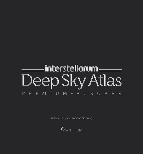 interstellarum Deep Sky Atlas Premium, 1. Auflage